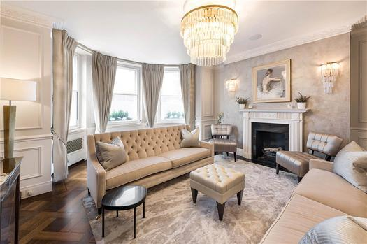 Безукоризненно отреставрированный дом в Лондоне