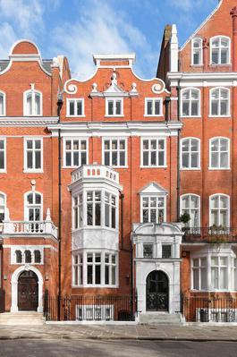 Элегантная трехуровневая квартира на продажу в Лондоне