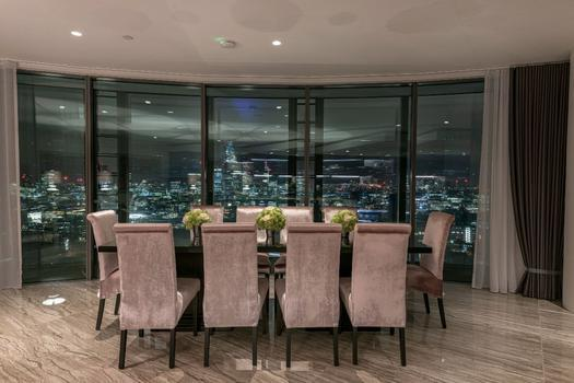 Recently completed by the developer 3 bedroom apartment for sale in London
