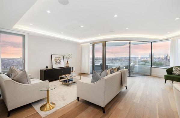 Brand new luxury 3 bedroom apartment in London