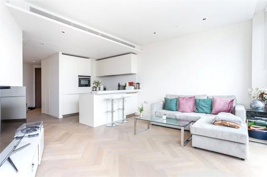 Stunning one bedroom apartment for sale in London