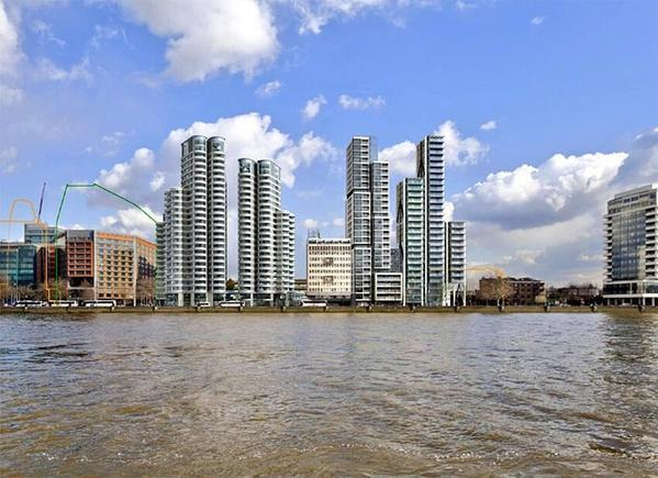 A spacious 1 double bedroom apartment sale in London