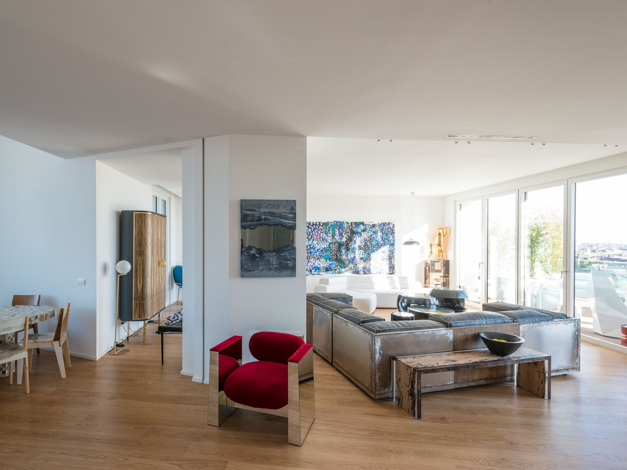 Apartment with 2 bedrooms for sale in the residential, commercial and business complex CityLife