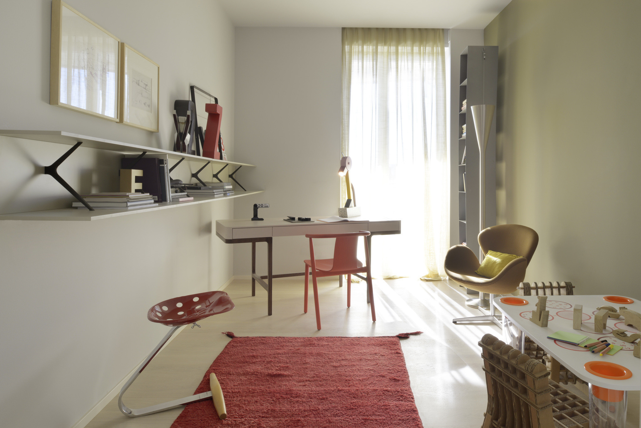 New flat for sale in Milan, CityLife with beautiful green terraces