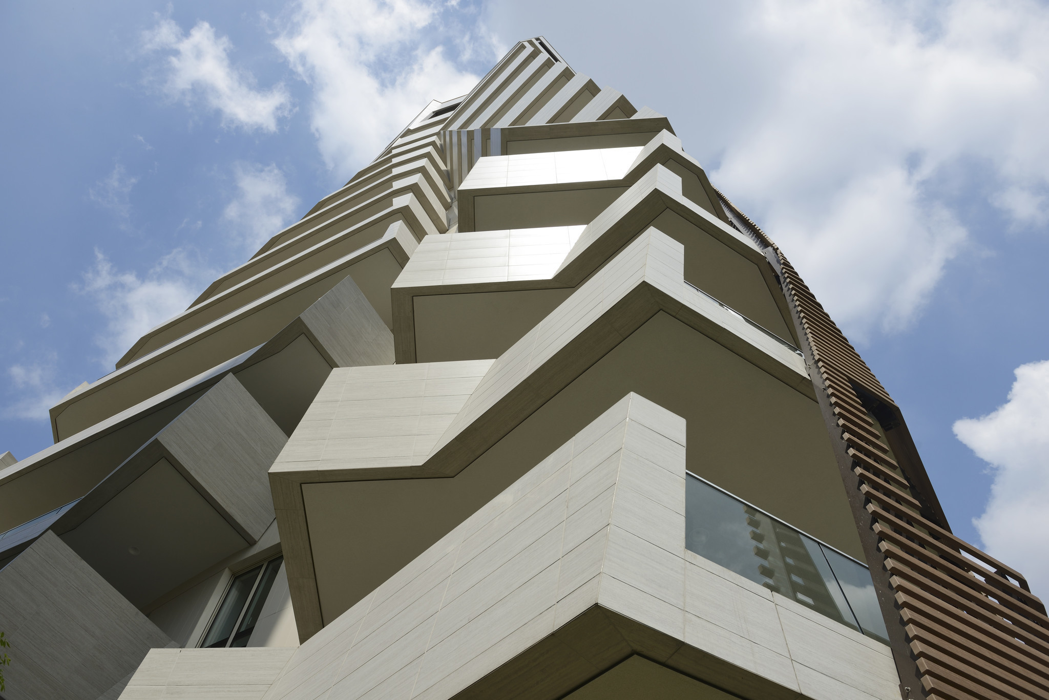 Apartment for sale in the residential complex CityLife, Milan