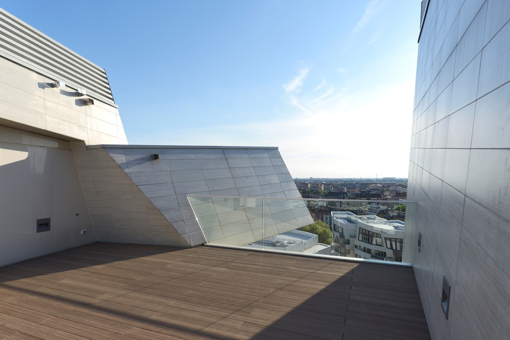 Apartment for sale in Italy, Milan with amazing terrace
