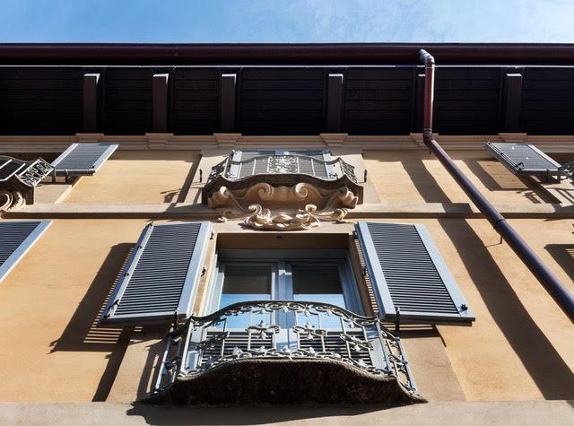 Роскошные апартаменты в Милане, в историческом здании 1700 г