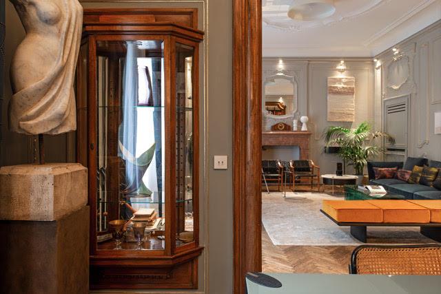 Апартаменты в Милане в историческом здании начала двадцатого века