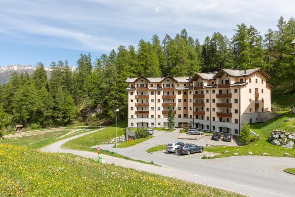 Apartment for sale in the center of St. Moritz