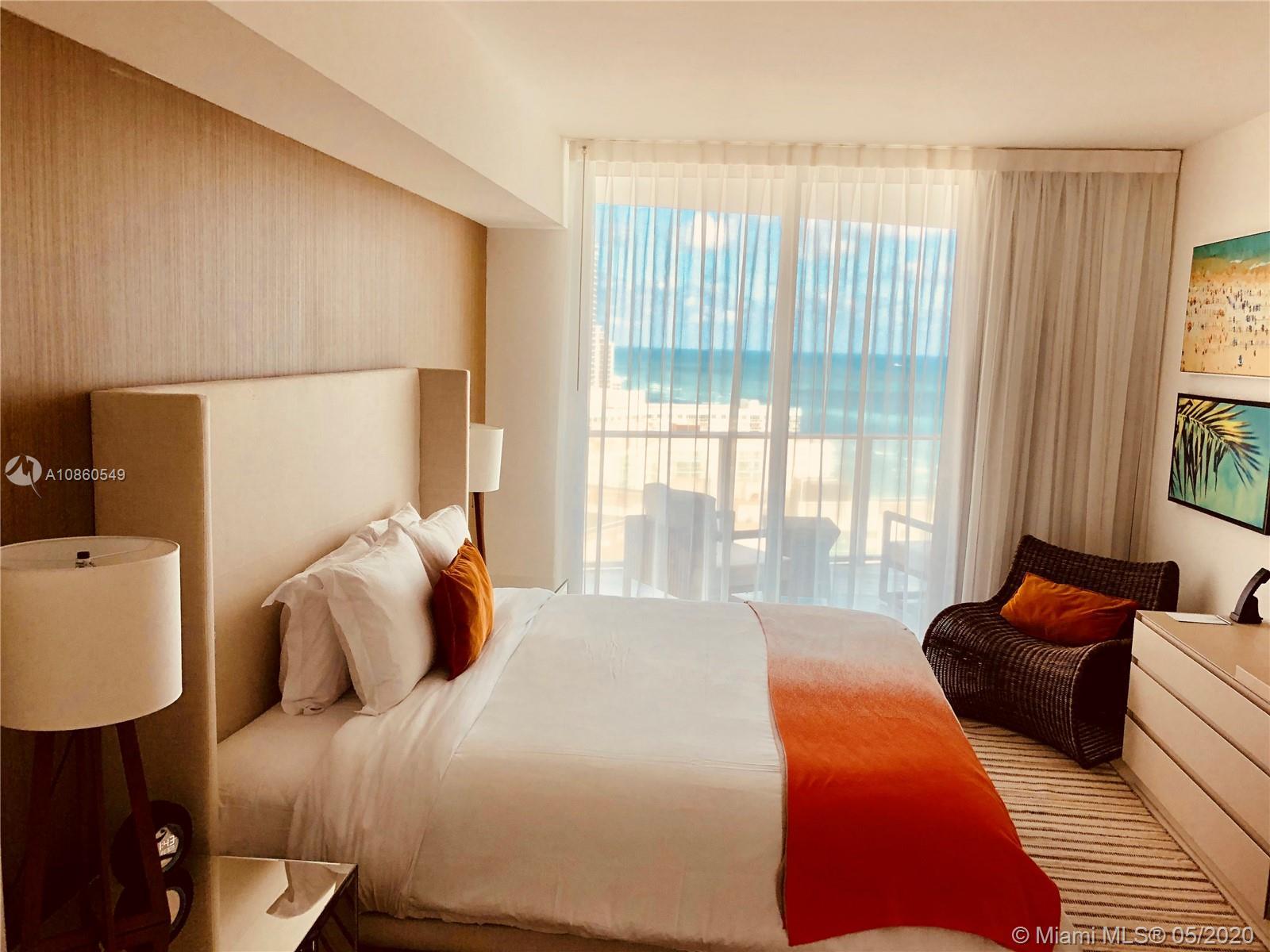 2 номера в отеле Hyde Resort & Residences, Голливуд