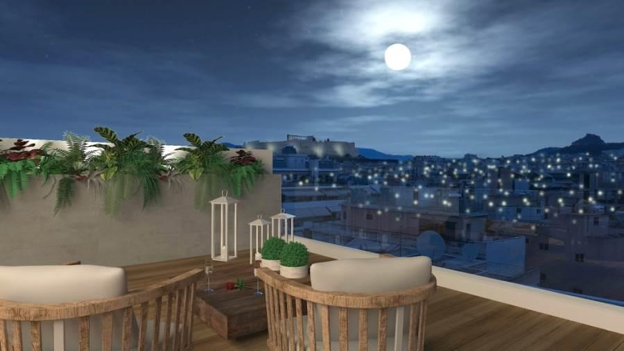 Продажа бизнес-апартаментов в Афинах