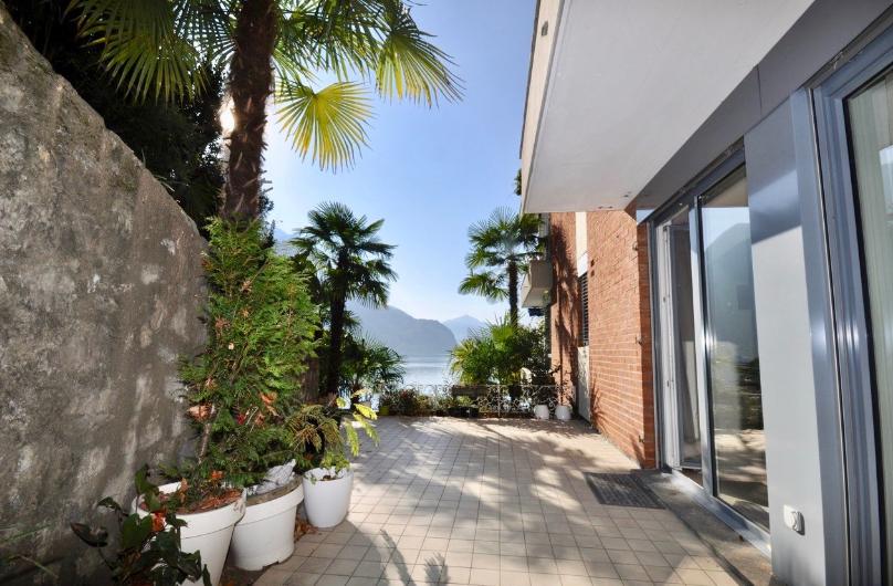Недвижимость на берегу озера в Швейцарии